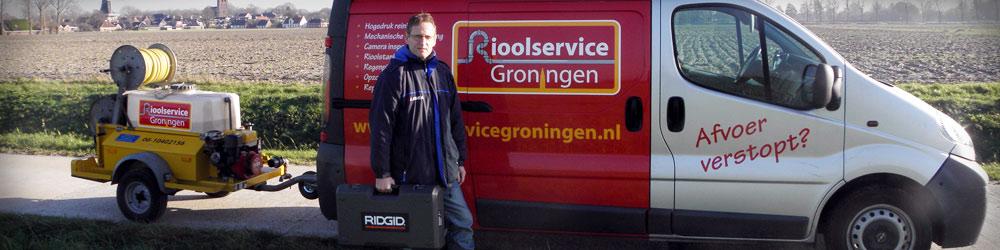 Rioolservice Groningen